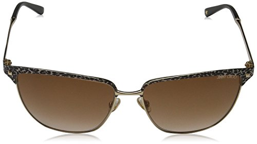 57 Laura de Rose F Ivory Mujer Jimmy Gafas Choo S Sol Gold para w4675Cx