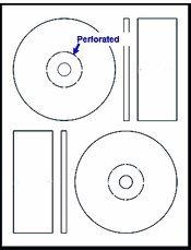 Amazoncom Label Outfitters Memorex Format CD DVD Labels - Memorex cd label template