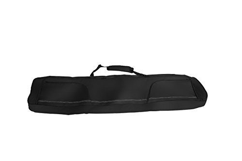 Snowboard Padded Travel Bag - Up to 160CM Board With Carry Strap by Trademark Innovations by Trademark Innovations