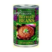 3 Savers Package:Amy's Kitchen Refried Beans (12x15.4 Oz) by Amys