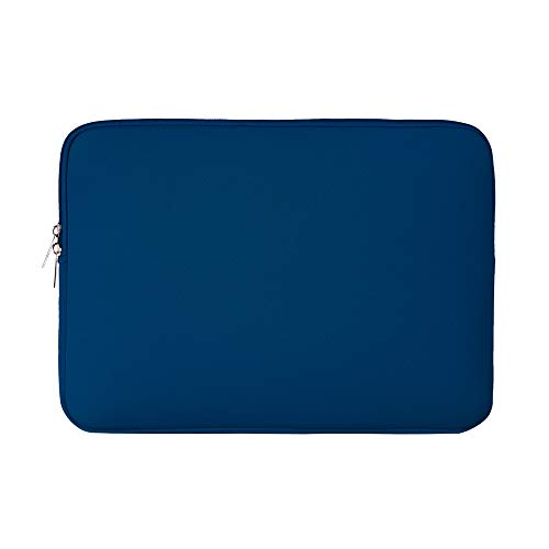 RAINYEAR 14 Inch Laptop Sleeve Case Protective Soft Padded Zipper Cover Carrying Computer Bag Compatible with 14