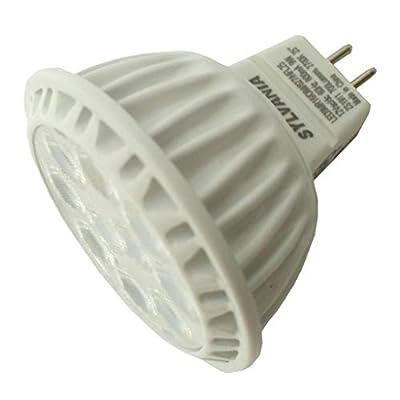 Sylvania 78199 - LED9MR16/DIM/827/NFL25 MR16 Flood LED Light Bulb
