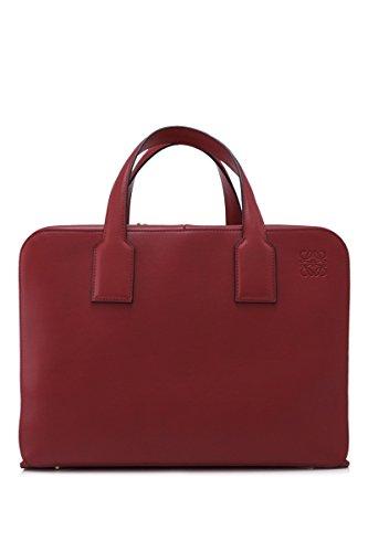 loewe-womens-33707n977695-red-leather-handbag