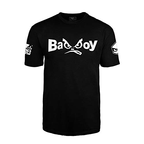Bad Boys Clothing - Bad Boy - Prime Walkout T-Shirt (Black - Medium)