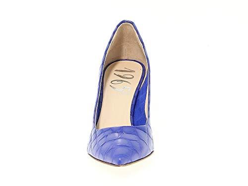 Escarpins Fabi Femme Fd4617blu Cuir Bleu rSSYTqgw