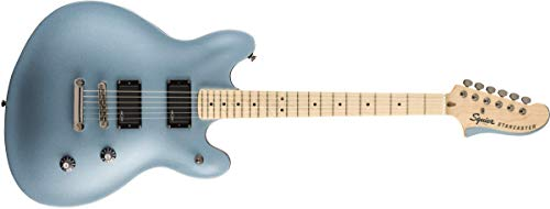 Squier by Fender Contemporary Series Starcaster – Maple Fingerboard – Ice Blue Metallic