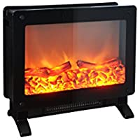 Marino Electric Fireplace Space Heater