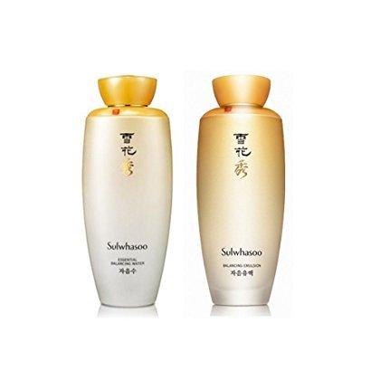 Sulwhasoo Essential Balancing Water 125ml + Emulsion 125ml SET