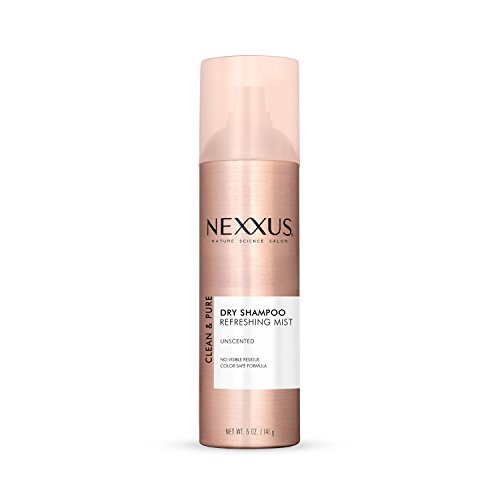 Nexxus Clean & Pure Unscented, Dry Shampoo,5 oz