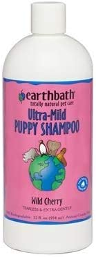 earthbath Ultra Mild Puppy Shampoo Cherry product image