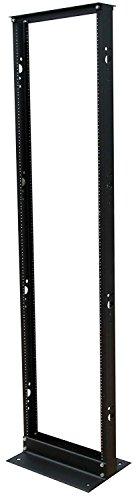 Tripp Lite 45U 2-Post Open Frame Rack, Network Equipment Rack, 800 lb. Capacity ()