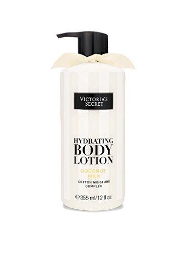 Victoria's Secret 12 Fl Oz Hydrating Body Lotion Coconut Mil