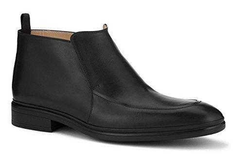 Bally Mens Oxford (BALLY Men's Nebik Black Boot (9.5))