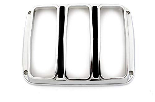 eClassics 64 65 66 for Ford Mustang Tail Light Bezel, Fits RH or LH