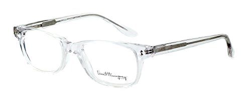 Ernest Hemingway Eyeglass Collection 4617 in Crystal  Demo Lens