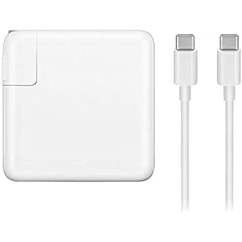 Amazon.com: GSNOW 87W USB-C Power Adapter Charger ...