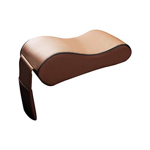 EudoUS 1Pcs PU Car Armrest Pad Box Cover Saver Automobile Support Cushion Organizer for Most ()