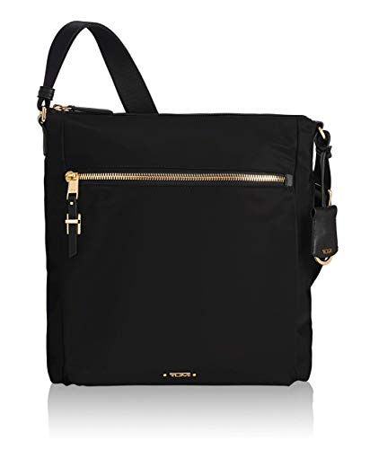 TUMI - Voyageur Canton Crossbody Bag - Over Shoulder Satchel for Women - Black