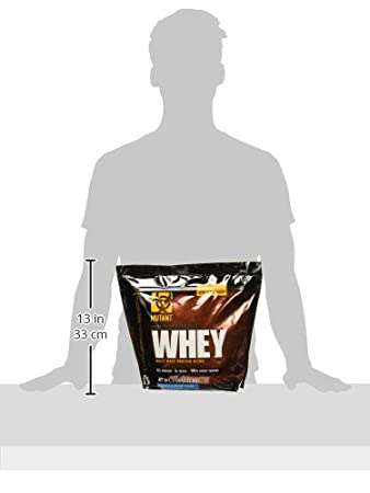 Amazon.com: Mutant Whey – Muscle Building Whey Protein Mix with Unbelievable Great Flavors Made with A 100% 4-Whey Protein Formula Plus Enzyme Fortified ...