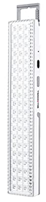 """LIGHT BAR by Bell + Howell 60 LED 16.5"""" Rechargeable, White"""