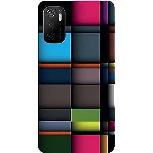 BuyFeb Back Cover Case Compatible for Poco M3 Pro 5G (Silicon Soft Printed Mobile Cover) – Design1340