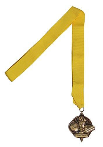 GraduationService High Quality Graduation Valedicorian Medal With Ribbon