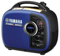 Yamaha Ef2000is Portable RV Generator - EF2000ISX
