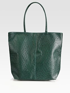 SAKS FIFTH Cosmetics Bag -GREEN -GWP, Bags Central