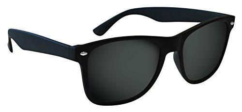 Gafas Wave Negra Eagle sol 52 Wayfarer de Blanco Espejo 5fzqvR