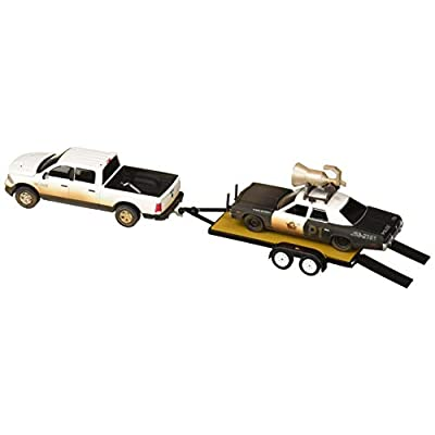 Greenlight 1: 64 Hitch & Tow Hollywood - The Blues Brothers 3Piece Set Diecast Vehicle: Toys & Games