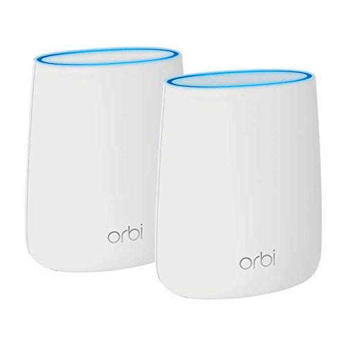 Orbi RBK22-100NAS WiFi System AC2200