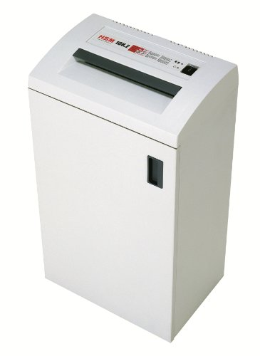 HSM Classic 108.2, 22-24 Sheet, Strip-Cut, 13-Gallon Capacity Shredder by HSM