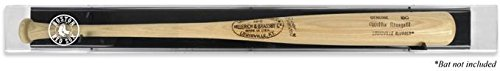 Baseball Logo Deluxe Display Case (Deluxe Baseball Bat (BC-1) Display Case with Boston Red Sox Logo)