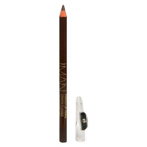 IMAN Perfect Lip Pencil, Espresso 0.05 oz (1.42 g)