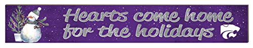 (KH Sports Fan 3x20 All Hearts Come Home Kansas State Wildcats)