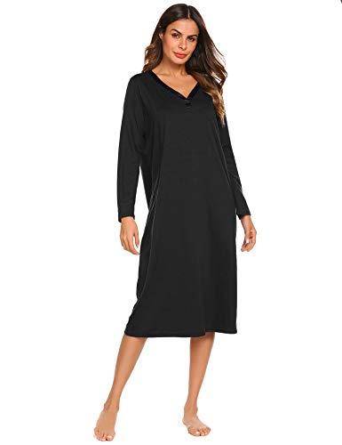 0bb7f058ee Jual Ekouaer Long Nightgown for Women
