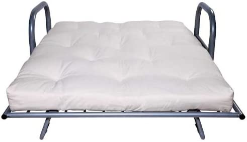 Marvelous Mexico Futon Sofa Bed With Mattress Natural Amazon Co Uk Ncnpc Chair Design For Home Ncnpcorg