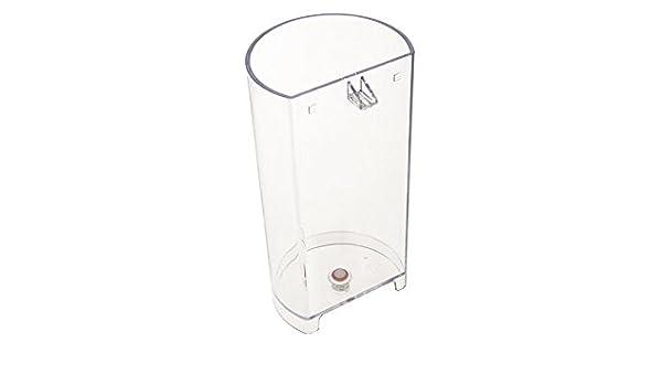 DeLonghi - Depósito de agua para cafetera Nespresso Citiz EN165, EN265, EN266, EN166: Amazon.es: Hogar