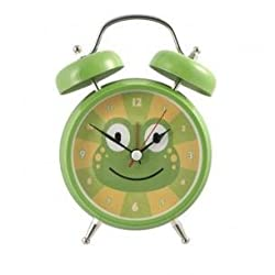 Talking Alarm Clock - Frog