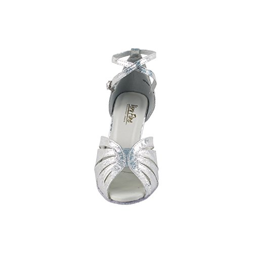 Shoes Clubing Shades Silver Silver I of Dance Collection Dress 50 2713 Ultra Wedding Ballroom Salsa wPqdXBdgx