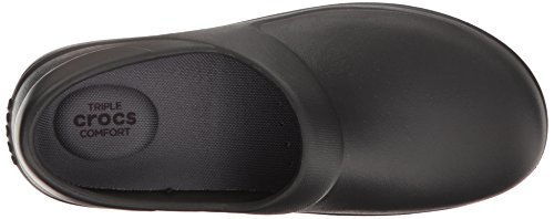 Work Women's Crocs Black Clog Pro Neria qSFnpA