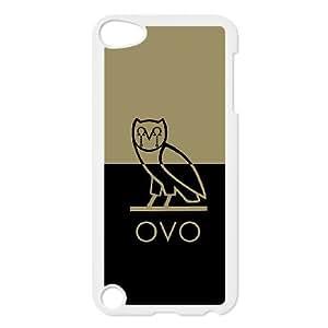 iPod Touch 5 Case White Drake Ovo Owl Tedc