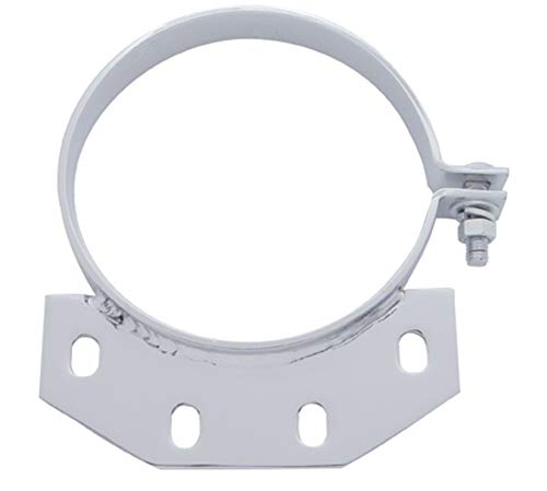 United Pacific 10293 6 inch Peterbilt Ultra Cab Exhaust Clamp