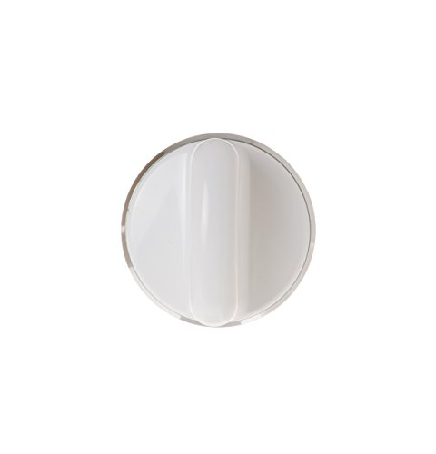 General Electric WH01X10310 Washing Machine Control Knob. White