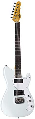 G&L Tribute Fallout Electric Guitar Sonic Blue
