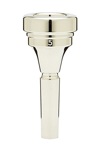 Denis Wick DW5883-5 Silver-Plated Tenor Horn (Tenor Horn)