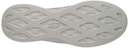 Mujer Step Charcoal Skechers white Lite Entrenadores Go Para vCnq6X5p
