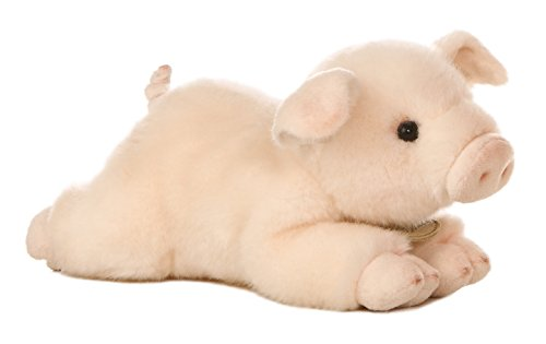 Aurora World Miyoni Pig Plush, ()