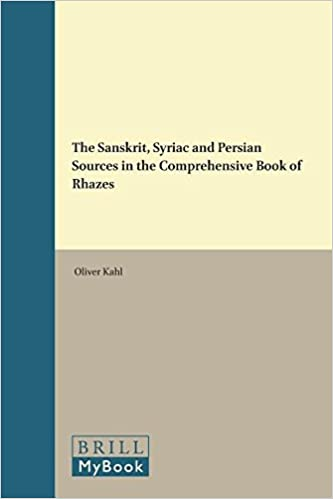 The Sanskrit, Syriac and Persian Sources in the