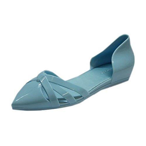 STEKOST - botas de caño bajo Mujer Azul